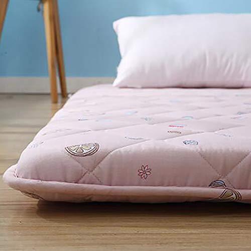fgdjtyyj Tatami - Colchón plegable para dormir (90 x 190 cm)