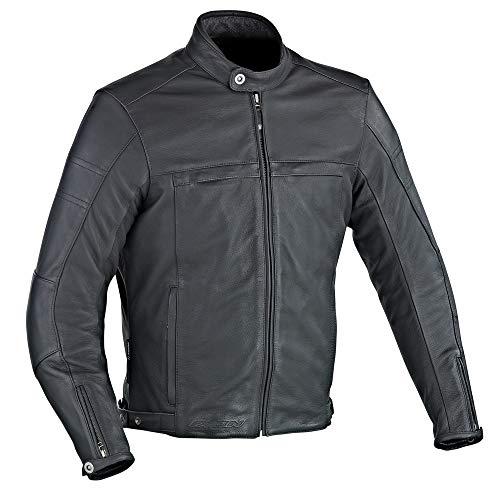 Ixon 1573_19807 Motorradjacken - Copper Slick, Schwarz, XXL