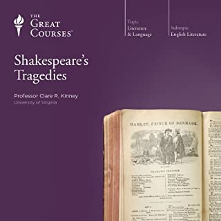 Shakespeare's Tragedies audiobook cover art