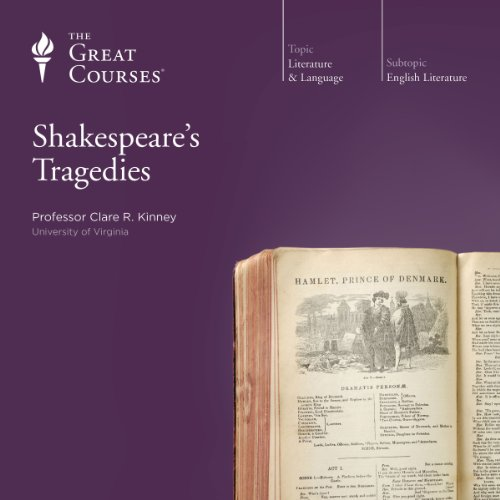 Shakespeare's Tragedies audiobook cover art