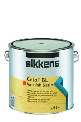 Sikkens Cetol BL Varnish Satin 1 Liter