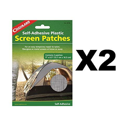 Coghlan's 8150 Screen Patch 3 Count