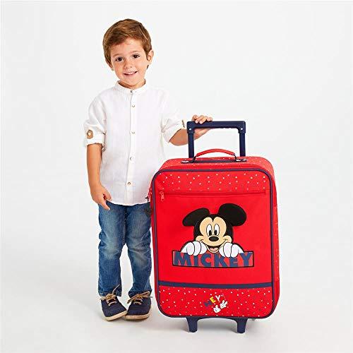 Trolley rigido cabina 55m Happy Mickey