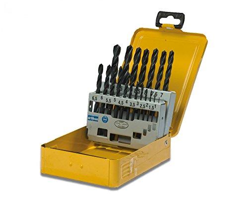 Dewalt DT5913-QZ Serie 338 HSS-R DIN-boor Bit Set (Pak van 19)