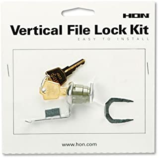 HON : One Key Core Removable Field Installable Lock Kit, Brushed Chrome -:- Sold as 2 Packs of - 1 - / - Total of 2 Each