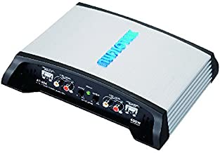Audiotek At404 Class Ab 4 Channel 4 Ohm Stable 400W Stereo Power Car Amplifier