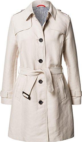 BRAX Damen Style London Mantel, Sand, 44