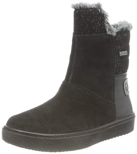 Superfit M dchen Heaven Sneaker, Schwarz 0000, 34 EU