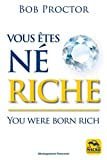 Vous êtes né riche - You were born rich - Macro éditions - 14/11/2019