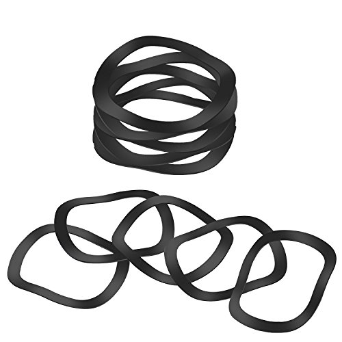Wave Washers Compression Type Wave Washer Carbon Spring Steel, 3 Waves, Inch, 0.48