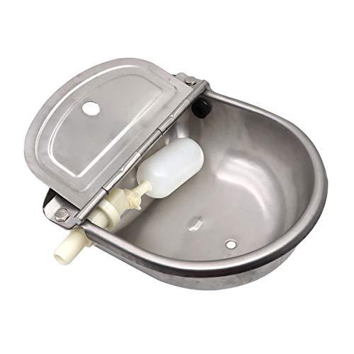 Pferdetränke Tränke Rinder, Automatische Waterer Bowl, Wasser Trog TräNkebecken Mit Schwimmerventil - Trinkbrunnen für Hunde