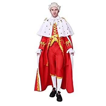 king george costume