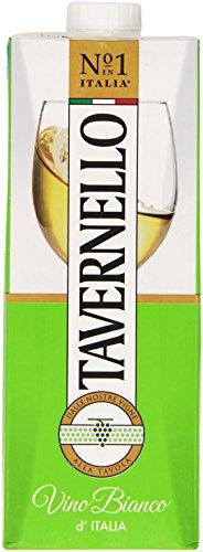 Tavernello - Vino Bianco D'Italia - 1000 Ml