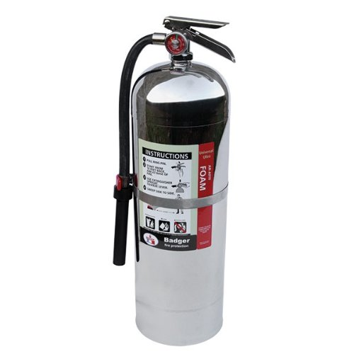 Badger Ultra Foam 2.5 gal AR-AFFF Extinguisher - / (1 Unit)