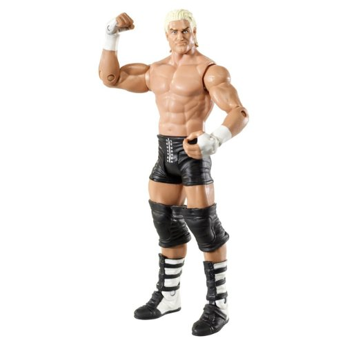 WWE - Catch - Figurines articulées - Séries 10 - Dolph Ziggler