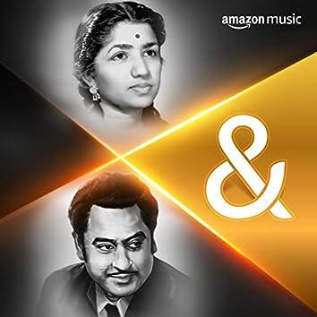 Lata Di & Kishore Da: TOGETHER