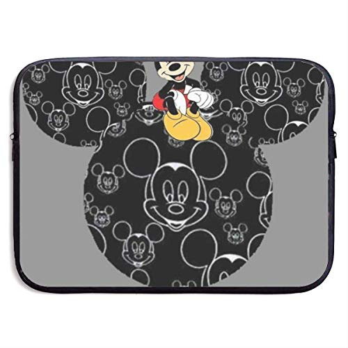 Laptop Sleeve Case Bag Cover Mickey Mouse Notebook Bag Case for 13-15 Inch MacBook Pro/MacBook Air/Notebook Computer