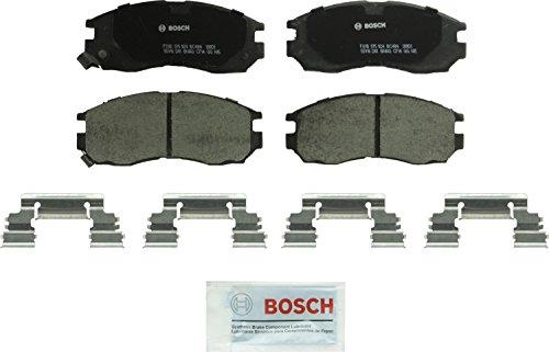 Bosch BC484 QuietCast Brake Pad Set