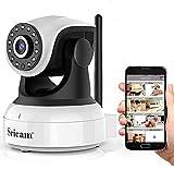 Sricam Ultima versión SP017 Cámara WiFi Interior de vigilancia 1080P inalámbrica...