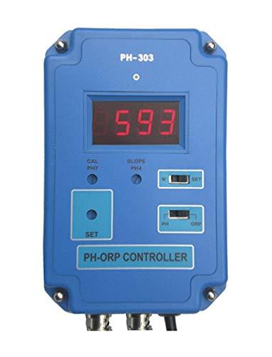 OCS.tec 2-Fach Controller Regler Meter (PH+Redox) ORP Ozon Aquarium Pool Spa Teich Süß- und Salzwasser P19