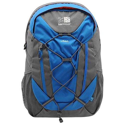 Karrimor Unisex Urban 30 Mochila Macuto Senderismo Trekking Bright Azul/Cha 30 litros