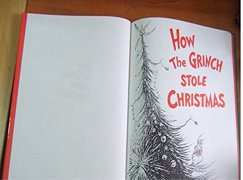 How the Grinch Stole Christmas: Interesting children's story books (English Edition)