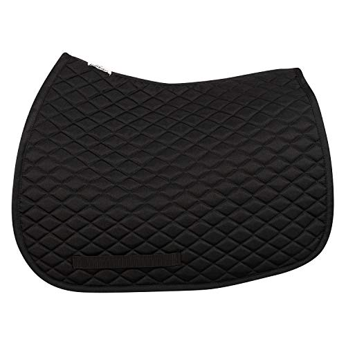 TuffRider Basic All Purpose Saddle Pad | Equestrian Bareback Riding Pad | Horse Riding Pad