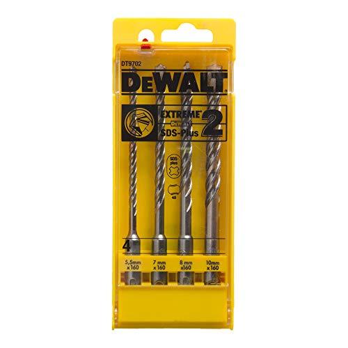 Dewalt Extreme 2 Sds-Plus Drillbit Set 5-10Mm