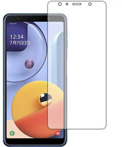 PDA工房 Galaxy A7 9H高硬度[反射低減] 保護 フィルム [前面用] 日本製