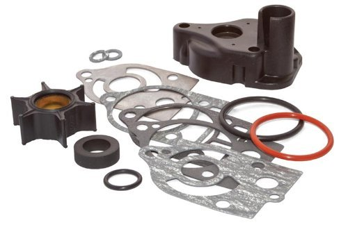 SEI MARINE PRODUCTS- Compatible with Mercury Mariner Water Pump Kit 46-60366A 1 35 40 45 50 60 65 70HP 2 Stroke