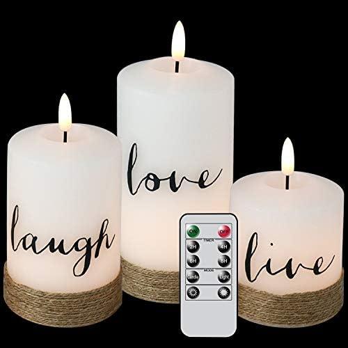 Live laugh love decor _image0