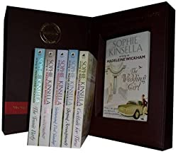 Sophie Kinsella Writing as Madeleine Wickham Collection: the Wedding Girl, Cocktails for Three, Sleeping Arrangement, Swim...