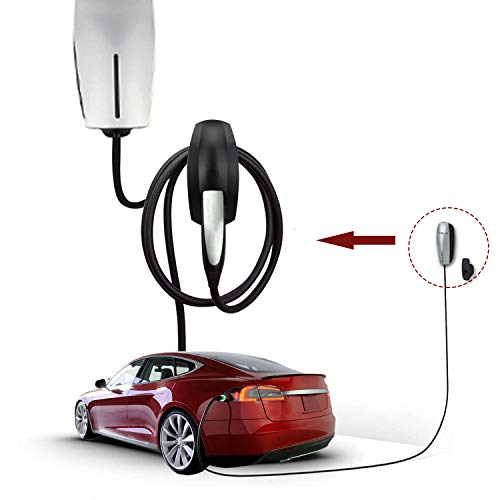 Seven Sparta Charging Cable Holder Organizer for Tesla Model 3 Model X Model S Charger Cable Organizer Tesla Accessories Car Wall Connector