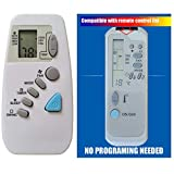 Replacment for Goodman Air Conditioner Remote Control Model Number HG31ES