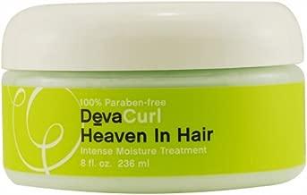 Deva: DevaCurl Heaven In Hair Moisture Treatment, 8 oz by Deva