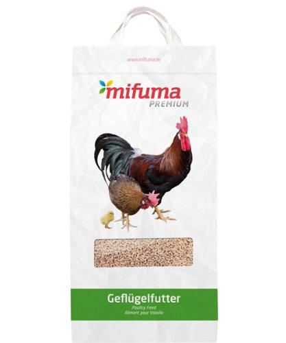 Mifuma Hühnerfutter Legemehl Premium 5 kg
