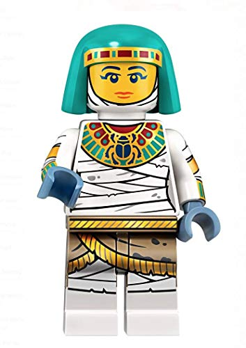 LEGO Minifigures Series 19 Egyptian Mummy Queen Minifigure 71025 (Bagged)