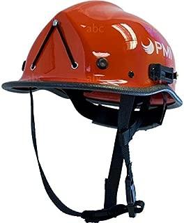 PMI HL33012 Advantage NFPA Helmet-Red