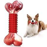 Apasiri Juguete para perros pequeños, juguete interactivo para perros, juguete para perros irrompible, resistente a las mordeduras