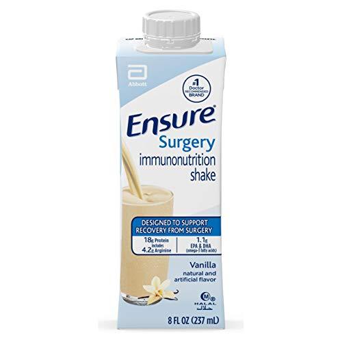 Ensure Surgery Immunonutrition Shake, Vanilla, 8 fl oz, 15 Count