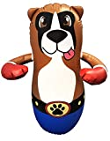 Taylor Toy Inflatable Punching Bag for Kids - Free-Standing...