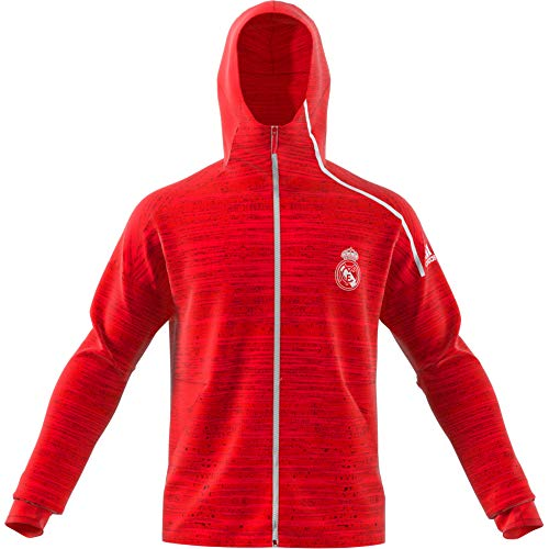 adidas HOODIE Z.N.E. REAL MADRID - DS8857