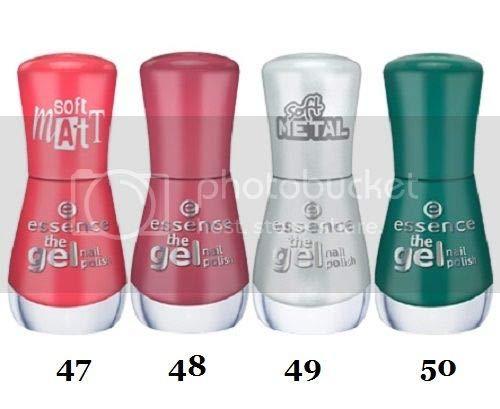 Essence The Gel nail polish, Vernis à ongles n°50 I Feel Good (vert), 8 ml.
