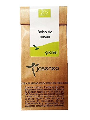Bolsa De Pastor Bio Granel 50 Gr. Josenea