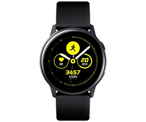 Samsung Sm-r500 Galaxy Watch Active Negro 1.1'' Reloj Smartwatch Pantalla Samoled GPS Bluetooth