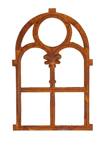 Stallfenster Eisenfenster Scheunenfenster Eisen Fenster 46 x 74cm im Antik-Stil