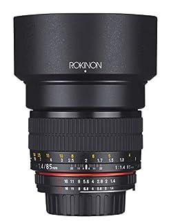 Rokinon 85M-P 85mm f/1.4 Aspherical Lens for Pentax (Black) (B0025F4AWW)   Amazon price tracker / tracking, Amazon price history charts, Amazon price watches, Amazon price drop alerts