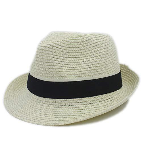OnLy Shopping Can Heal Me Sombrero de Verano para Mujer y Hombre para Mujer, Elegante Sombrero de Playa,…
