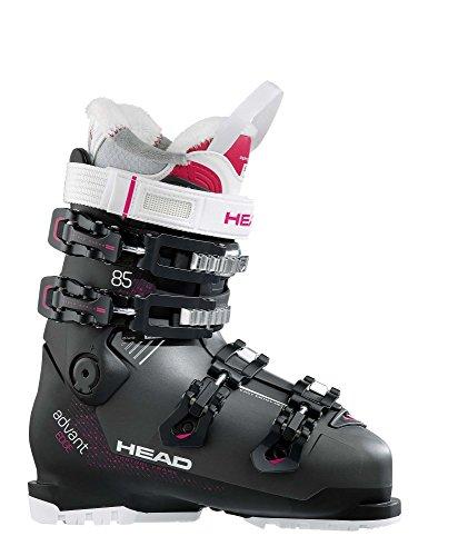 HEAD Advant Edge 85 W Damen-Skistiefel 607126 Anthracite/Black Gr. 26.5