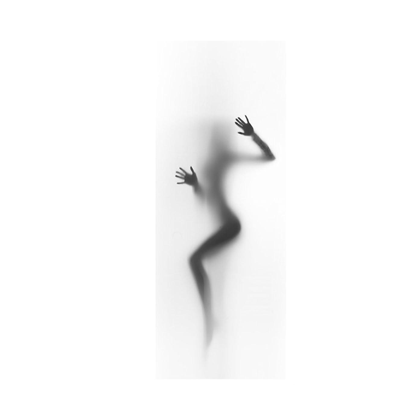 服読者近代化するSUND シール ドア用 ドアシール オシャレ セクシー仕様 インテリア 雑貨 防水 PVC製 77x200cm ドア再生 キズ止め 子供の落書き止め 飾り 厚手 高品質 雰囲気変貌 模様簡単替え